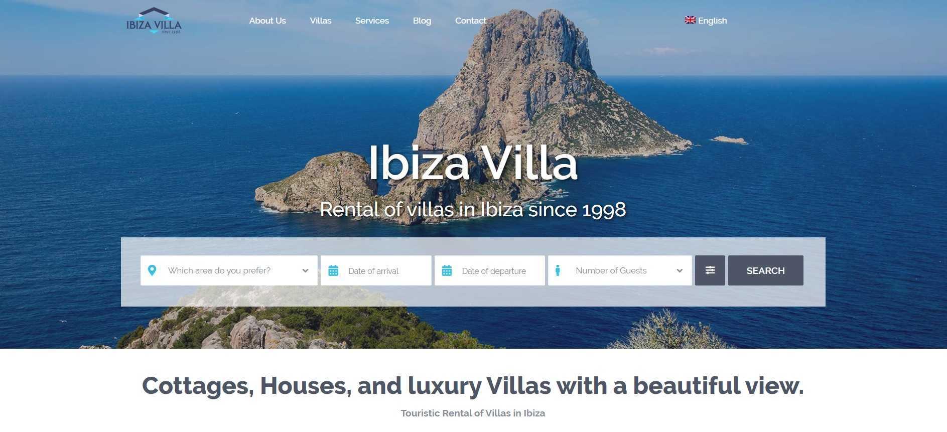 Ibiza Web Portfolio