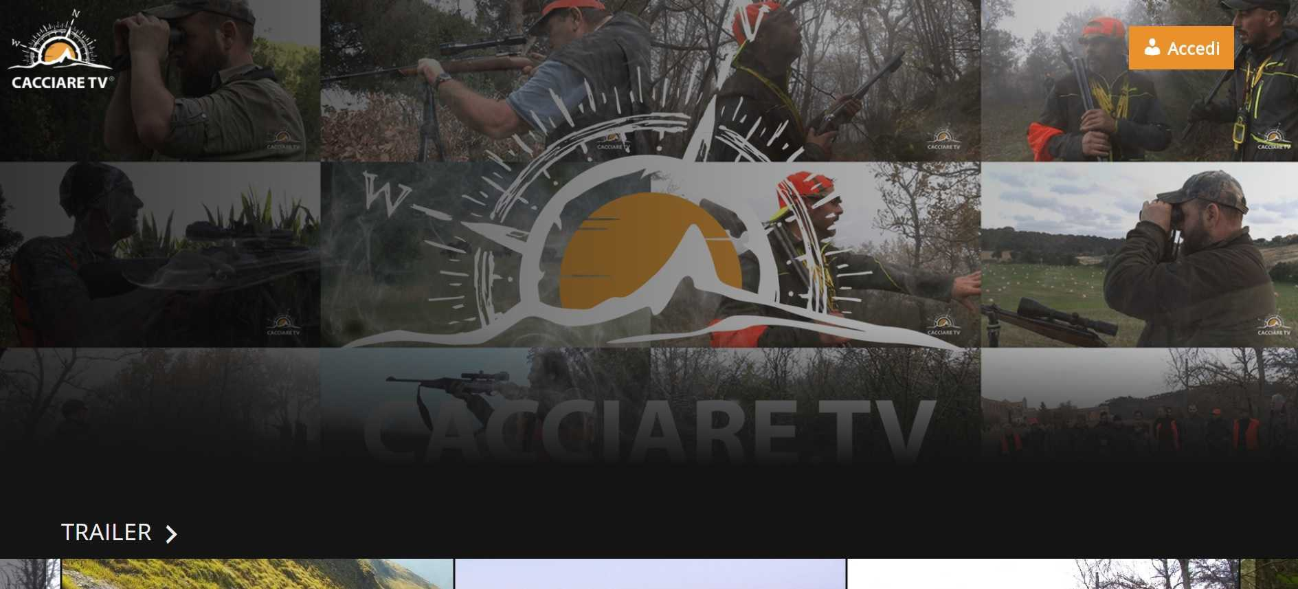 Cacciare Tv ibiza web