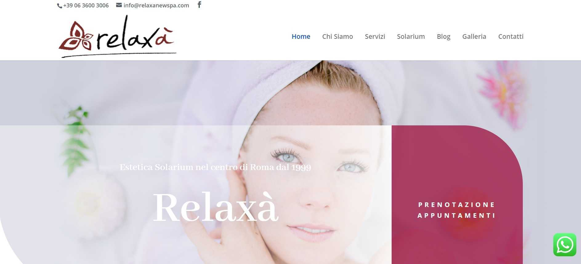 relaxa ibiza web
